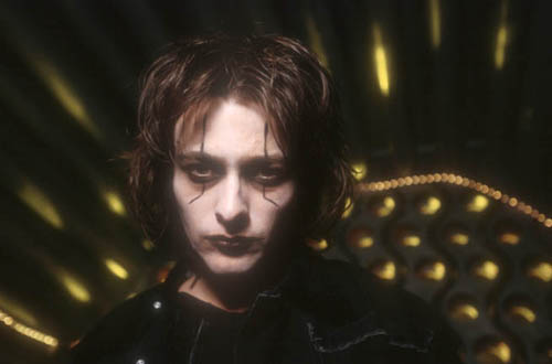 A look at Edward Furlong in 'The Crow: Wicked Prayer'